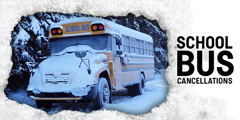 Bus Cancellations: Calgary Deep Freeze!